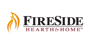 Fireside Hearth & Home Logo