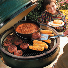 The Big Green Egg