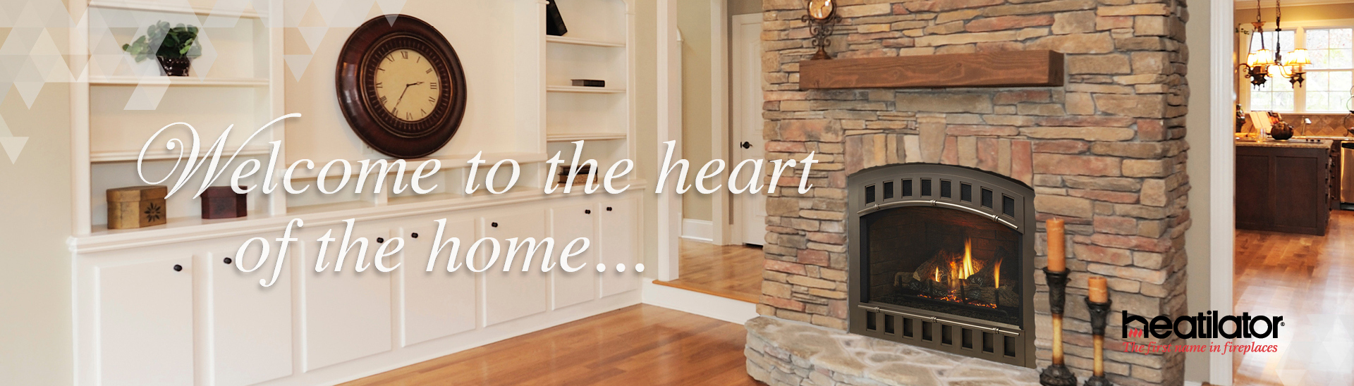 Welcome to the heart of the home